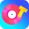 Music game apps icon
