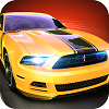 Racing game apps icon